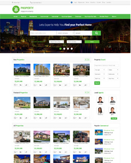 PHP Real Estate Script